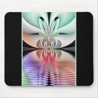 Fractal Abstract Metamorphosis Mouse Pad