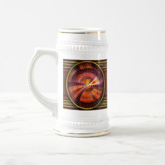 Fractal - Abstract - The Constant Beer Stein