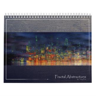 Fractal Abstractions 2015 Calendar