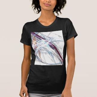 fractal abstracto del diseño de la formación de la camisetas