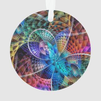 Fractal abstracto X del Apophysis