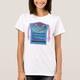 fractal addiction anagrams 4 by fractalart T-Shirt