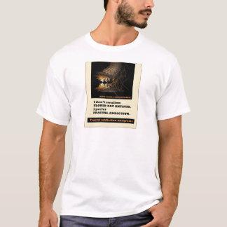 fractal addiction anagrams 6 by fractalart T-Shirt