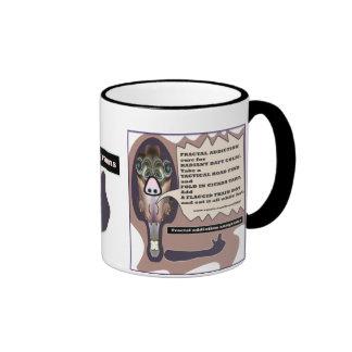 fractal addiction anagrams mug # 14