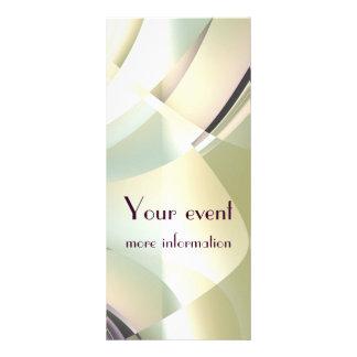 """Fractal """"arcos"""" de la vertical ideal de la tarjeta lona personalizada"""