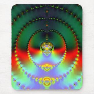 Fractal Art 011 EML Mouse Pad