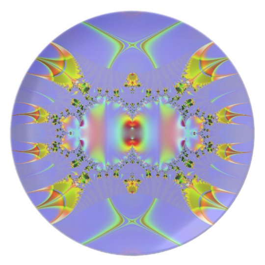 Fractal Art 020 EML Plate