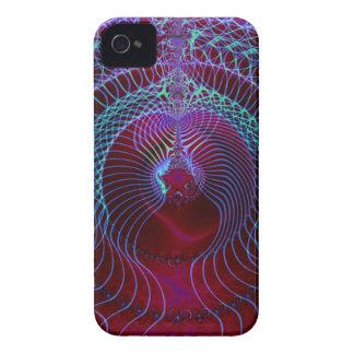 Fractal Art 027 EML Case-Mate iPhone 4 Cases