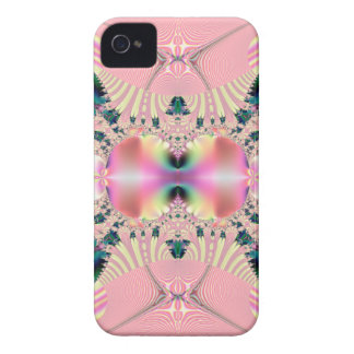 Fractal Art 064 EML iPhone 4 Cover