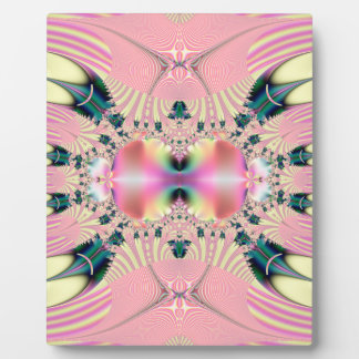 Fractal Art 064 EML Plaque