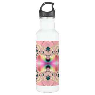 Fractal Art 064 EML Stainless Steel Water Bottle