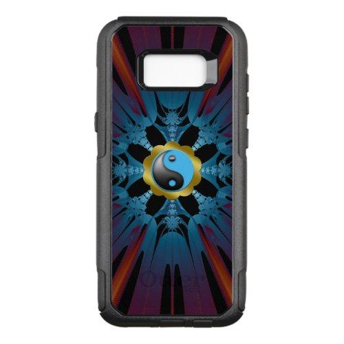 Fractal Art 11 OtterBox Commuter Samsung Galaxy S8+ Case