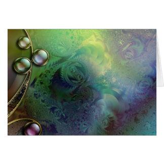 Fractal_Art_12 Greeting Card
