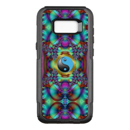 Fractal Art 12 OtterBox Commuter Samsung Galaxy S8+ Case