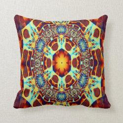Fractal Art 1304 Throw Pillow