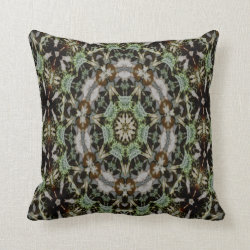 Fractal Art 1305 Throw Pillow