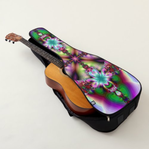 Fractal art 139 guitar case