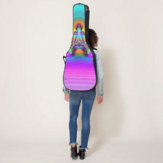 Fractal art 143 guitar case