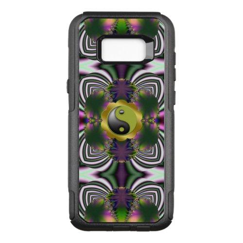 Fractal Art 14 OtterBox Commuter Samsung Galaxy S8+ Case