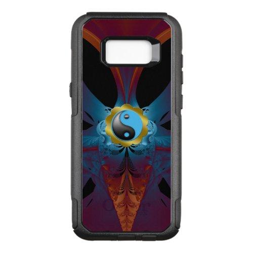 Fractal Art 15 OtterBox Commuter Samsung Galaxy S8+ Case