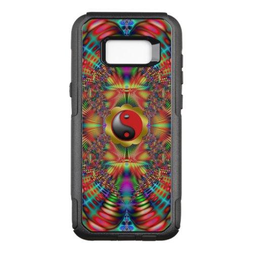 Fractal Art 17 OtterBox Commuter Samsung Galaxy S8+ Case