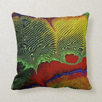 Fractal Art 1-10 Pillows