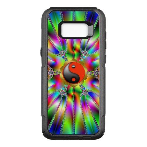 Fractal Art 23 OtterBox Commuter Samsung Galaxy S8+ Case