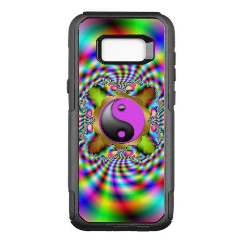 Fractal Art 28 OtterBox Commuter Samsung Galaxy S8+ Case