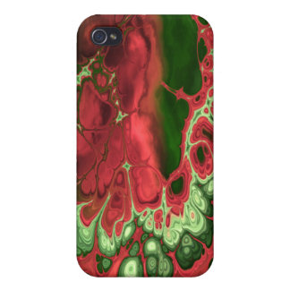 Fractal Art 2-4 Cases For iPhone 4