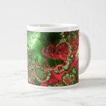 Fractal Art 2-4 Jumbo Mug