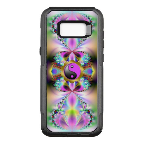 Fractal Art 31 OtterBox Commuter Samsung Galaxy S8+ Case