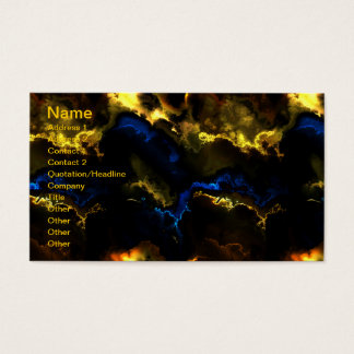 Fractal Art 3 - 11 Business Cards