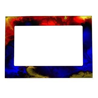 Fractal Art 3-2 Picture Frame Magnet