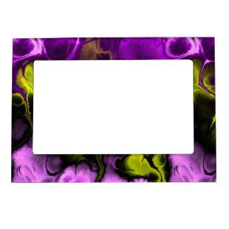 Fractal Art 3-4 Picture Frame Magnet
