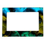 Fractal Art 3-5 Picture Frame Magnet