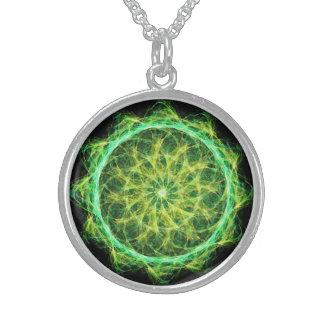 Fractal Art 3 Necklace