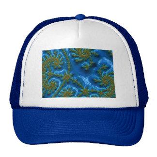 fractal-art-441377 fractal art elegant vibrant blu hats