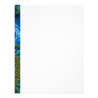 fractal-art-441377 fractal art elegant vibrant blu letterhead