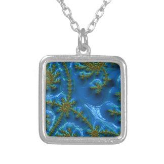 fractal-art-441377 fractal art elegant vibrant blu pendants