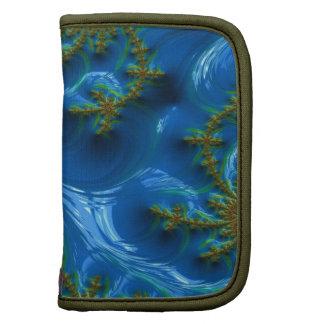 fractal-art-441377 fractal art elegant vibrant blu folio planners