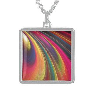 Fractal Art 4 Necklace