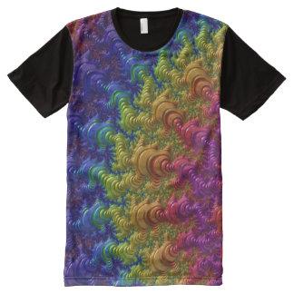 Fractal Art 50 All-Over Print T-shirt