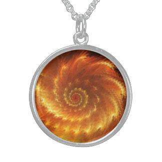 Fractal Art 5 Necklace