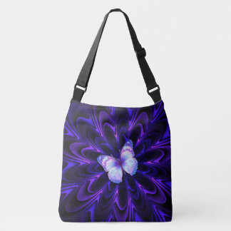 Fractal Art 75 Crossbody Bag