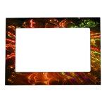 Fractal Art B Picture Frame Magnet