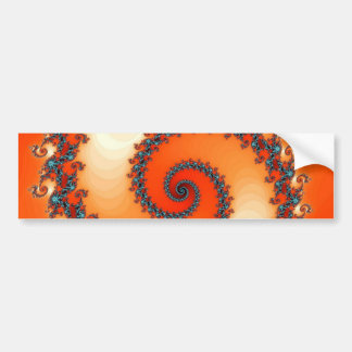 Fractal Art Bumper Stickers