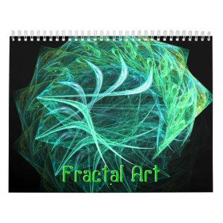 Fractal Art Calendar