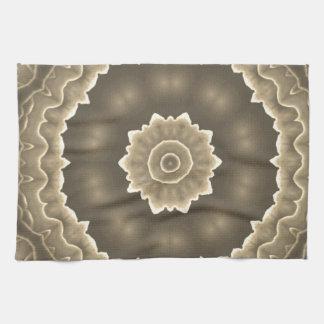 Fractal Art Design Kitchen Towels