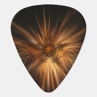 Fractal Art Design Standard Guitar Pick
