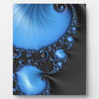 Fractal Art Display Plaques